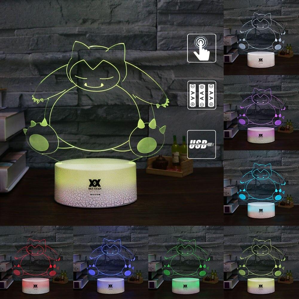 Luzes da Noite decoração de casa candeeiro de Geração de Energia : Toque