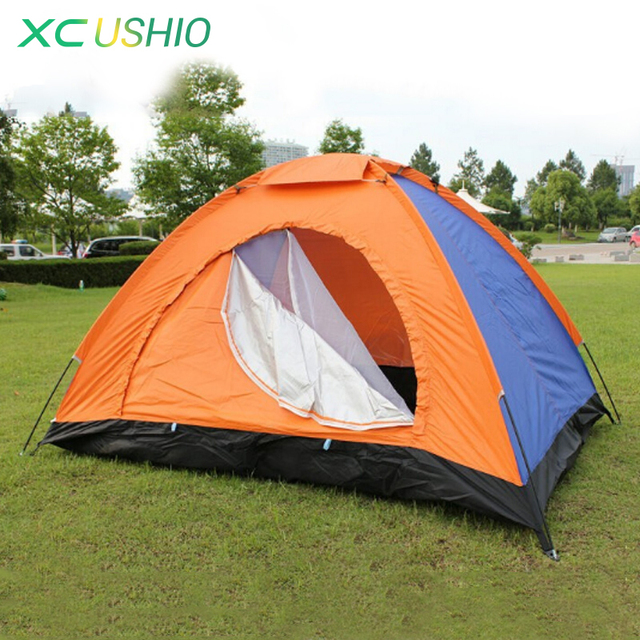 Outdoor Hiking Camping Tent Large E Portable Lightweight 2 Person Mosquito Net Summer For Beach
