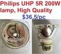 Free Доставка Shapy Луч 5R 200 Вт ЛАМПЫ Перемещение Луча 200 Лампы 5r Сканирования луча 200 5r Металлогалогенные Лампы MSD Платиновый 5R Галогенная Лампа