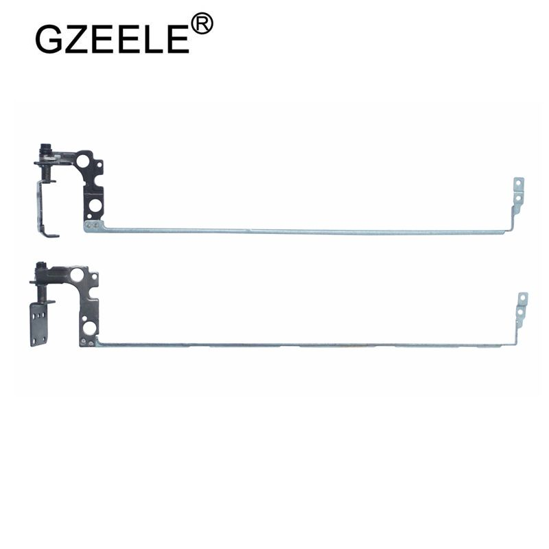 GZEELE New Lcd Laptop Hinge L55-C L55D-C C55-C For Toshiba L50-C C50-C P50-C P50T-C C55DT-C P55T-C Left+Right 15.6