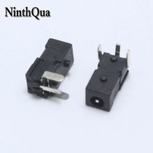 10PCS 2.5*0.7 มม.สวิตช์ DC Power Jack 2.5mm * 0.7 มม.0.5A 30V 3Pin DIP (China)