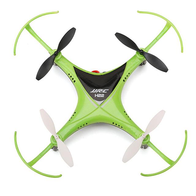 Drones helicóptero JJRC H22 3D Invertido Vuelo 2.4G 4CH 6-Axis Mini RC Quadcopter RTF