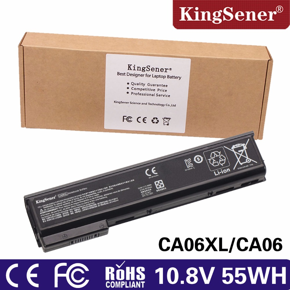 KingSener Laptop battery CA06 CA06XL for For HP ProBook 640 645 655 650 G0 G1 CA09 HSTNN-IB4W HSTNN-DB4Y HSTNN-LB4X 718676-141 jigu laptop battery bl06042xl bl06xl hstnn db5d hstnn ib5d hstnn w02c for hp for elitebook folio 1040 g0 g1 l7z22pa