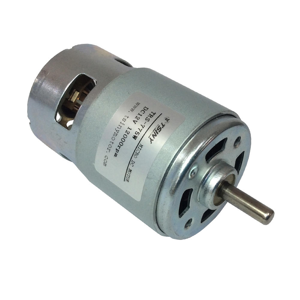 Buy 775 12v dc 12000rpm dc brush motor for What is dc motor