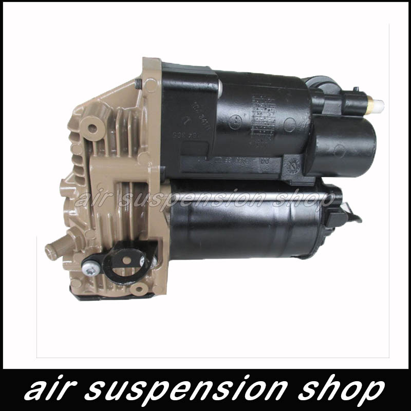 Air compressor for mercedes benz w221 w216 air suspension for Air suspension compressor mercedes benz