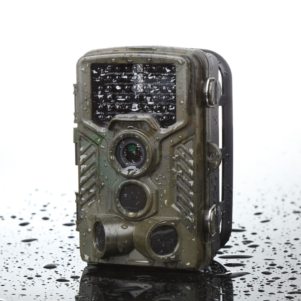Digital Infrared Night Vision Hunting Trail Camera HD 12MP Waterproof Scouting Game Camera Hunter Cam hd 1080p scouting hunting camera new hd digital night vision trail camera 2 4 inch screen ir hunter cam