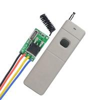 Wireless Mini Remote Control Switch DC6V 36V 7 4 6V 12V 16V 24V 28V 36V Input