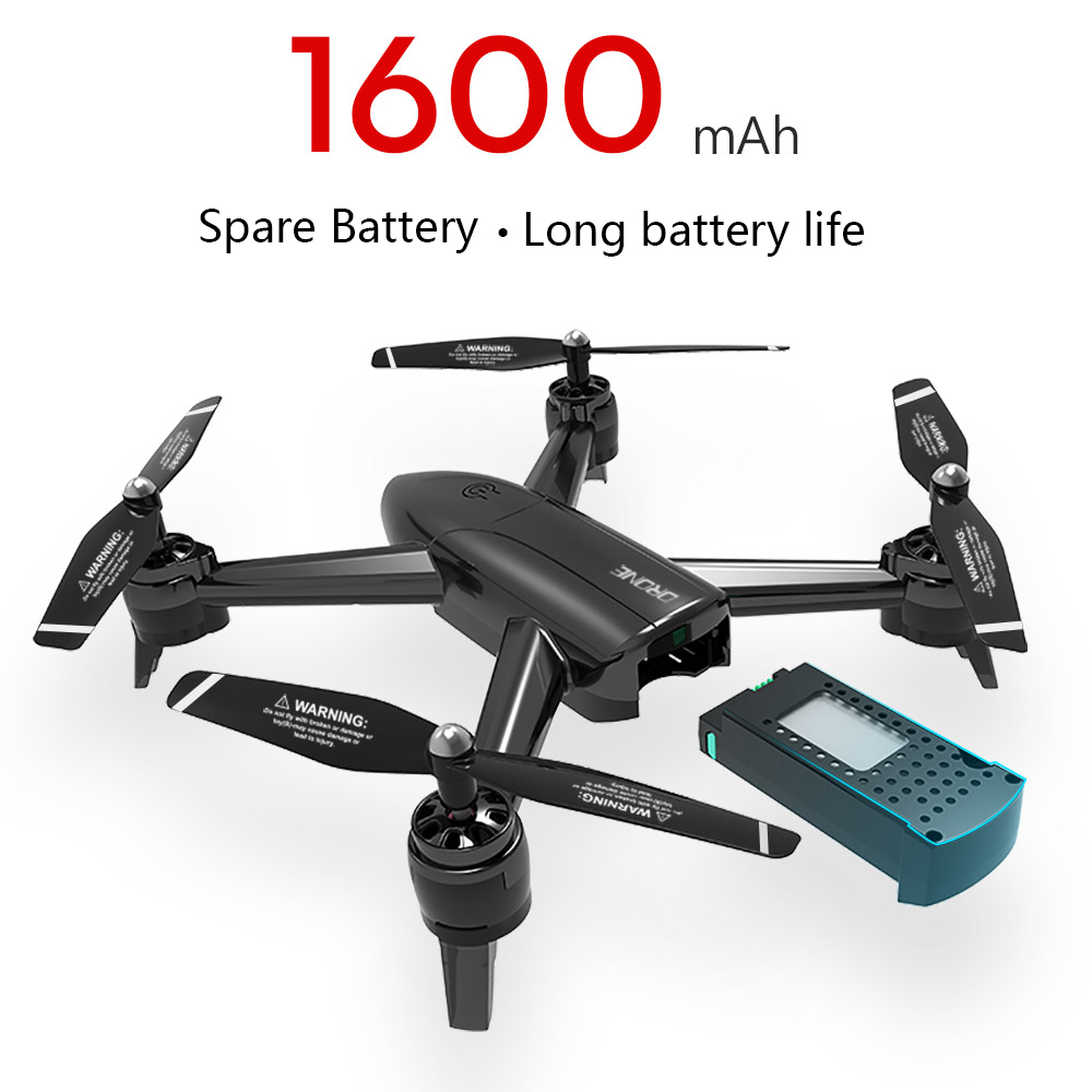 SG106 Drone Battery Rc Quadcopter High Capacity Spare Battery 1600mAh Life RC Drone Batteries Remote Control Toys Parts