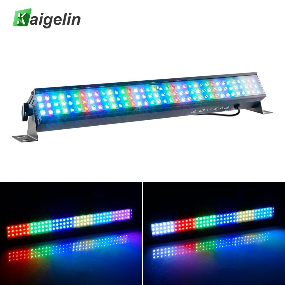 Kaigelin RGB DMX Wall Washer Lighting Bar LED Stage Light Party DJ Show Displays RGBW LED Beam club dj disco KTV stage lighting