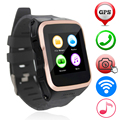 ZW34 3G Android 5.1 Smart Wrist Watch GPS/WCDMA/WiFi Watches Clock Mp3 Bluetooth Inteligente Pulso Phone 5MP Camera Smartwatch