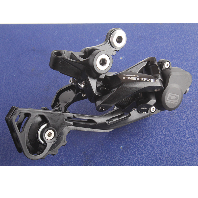 2017 NEW!! SHIMANO DEORE RD <font><b>M6000</b></font> 10s Speed <font><b>SGS</b></font> Long Cage MTB Bicycle Rear Derailleur image