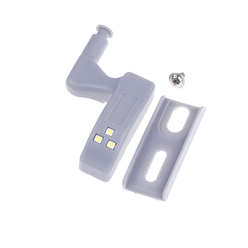 Lights & Lighting 10 Pcs Inner Hinge Led Sensor Under Cabinet Lights For Kitchen Bedroom Closet Wardrobe Night Light Battery Operated To Rank First Among Similar Products