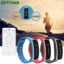 Bluetooth 4.0 трекер сна монитор Смарт запястье сна спортивный фитнес-трекер активности Шагомер Часы-браслет