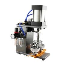 Новая Penumatic машина для изготовления значков отличная сменная форма для изготовления значков пресс-машина 500 шт/час