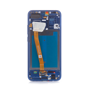 Image 2 - For Huawei Honor 10 LCD Display Touch Screen Digitizer Assembly With Fingerprint For Honor10 Witrigs
