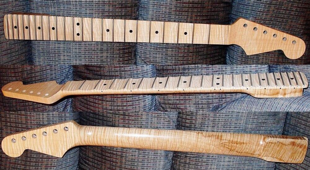 Продвижение Лидер продаж Бесплатная доставка Одежда высшего качества стра Гитары Groove гриф пламя кленовый гриф 9143
