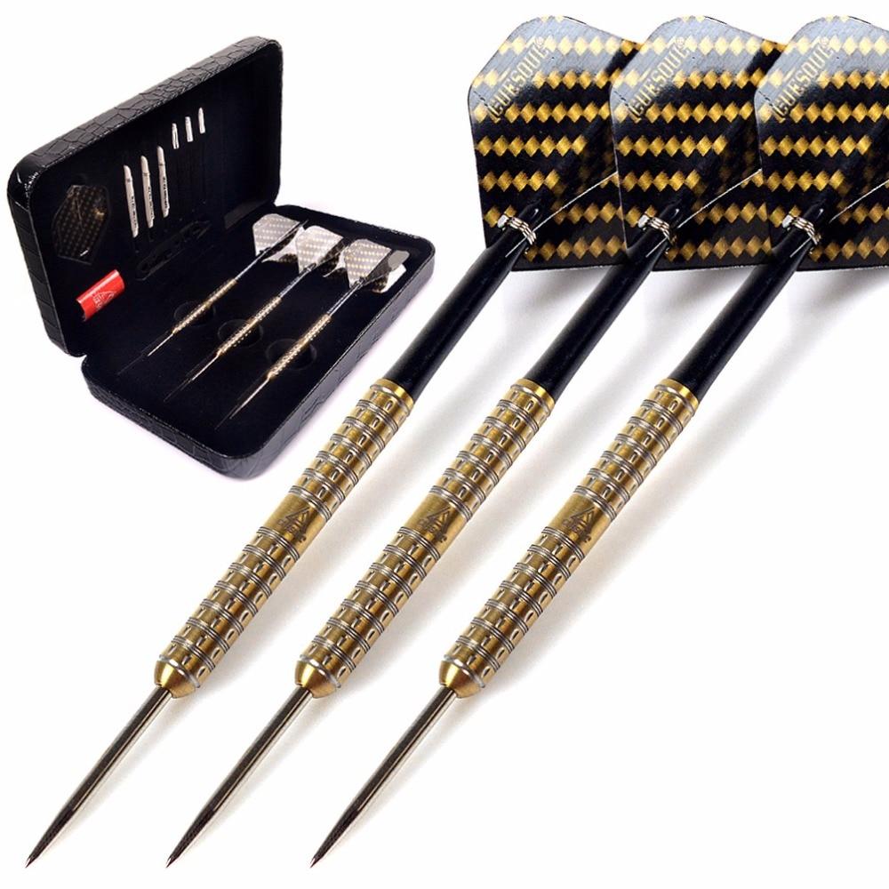 CUESOUL Swift Series 22g Super Slim 98 Tungsten Steel Tip Darts Set