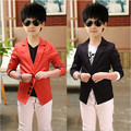 New arrival Children boys Casual Solid Jackets For 5-10 years Kids boys Outerwear & Coats,Free shipping