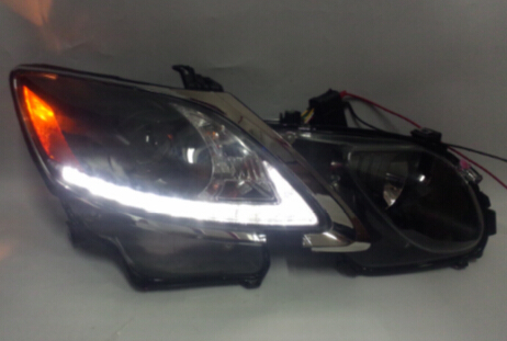 For Lexus GS300 GS350 GS430 GS450 LED Head Lamps With Projector Lens 2006  2011 SN In Car Light Assembly From Automobiles U0026 Motorcycles On  Aliexpress.com ...