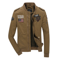The Spring And Autumn Period And The Military Jackets Male Han Edition 2015 New Tide Of