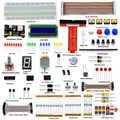 Adeept Nuovo Starter Kit per Raspberry Pi 3 2 Modello B/B + Python con Guide Book 40 spille GPIO Scheda Libro cuffie fai da te diykit