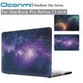 Новая Мода Звезды Ультра Тонкий чехол для Apple Macbook pro 13 Retina 13.3 жесткий чехол сумка для ноутбука для Macbook Pro Retina 13 случае 2016