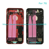 AAA High Quality Back Middle Frame Chassis For IPhone 7 7G 7 Plus Full Housing Assembly
