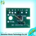 Бесплатная доставка Одноразовый чип для Mimaki JV3 SS1 картридж 4 вида цветов CMYK части принтера
