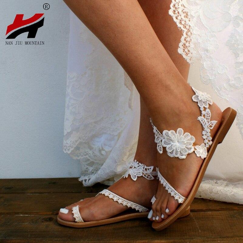 Summer Sandals Women's Flat Sandals 1
