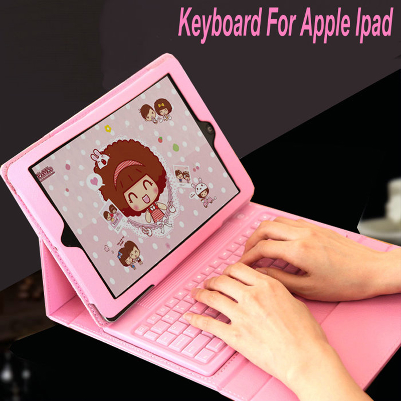 For Apple Ipadmin 1/2/3 IPad 2/3/4 Wireless Bluetooth Silicone Flexible Foldable Keyboard Cover Tablet Shell виагра 1 2 3