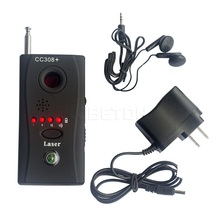 Hidden Camera Cell Phone GPS Detector with Earphone