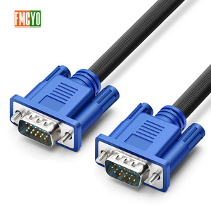 Image 3 - HD VGA Cable Computer Host Monitor Cable Projector Data Cable 1.5/3/5/10/20/30 Meters