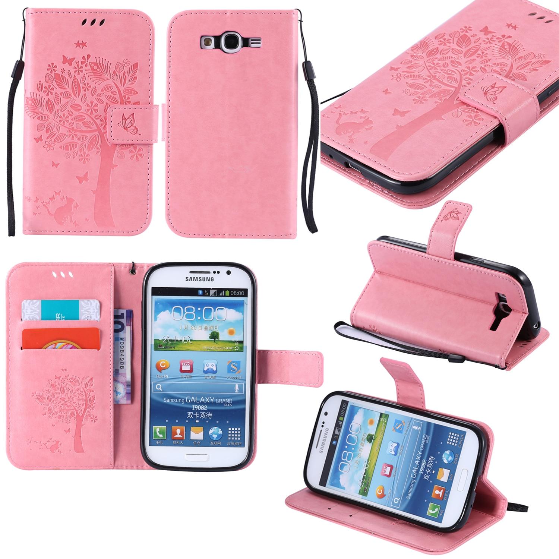 Telefon Case do Samsung Galaxy Wielki Neo i9060 Plus GT i 9060 I9082 i9080 Duos GT 5 0 cal GT I9060 i9062 9082 9080 Kabura Pokrowiec w Telefon Case do