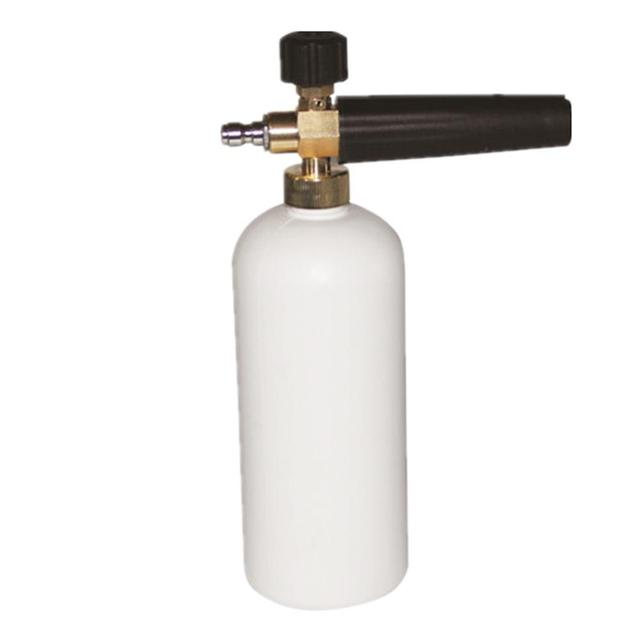 "Dragonpad 1/4"" Adjustable Car Wash Gun Snow Foam Lance High Pressure Car Washer Bottle Cannon Tools"
