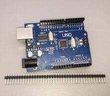 Высокое качество Один комплект CH340G + MEGA328P ООН R3 для Arduino UNO R3 (БЕЗ КАБЕЛЯ USB)