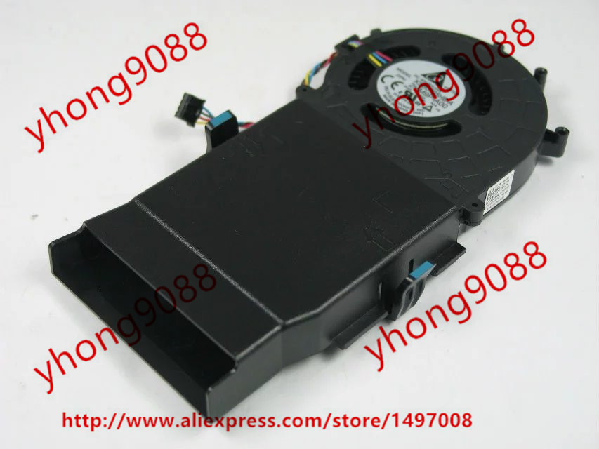 Delta KSB0705HB-A 2HM9P-A00 DC 5V 1.00A Server Square Fan delta ffb1248ehe f00 dc 48v 0 75a 2 wire 2 pin connector 120x120x38mm server square fan