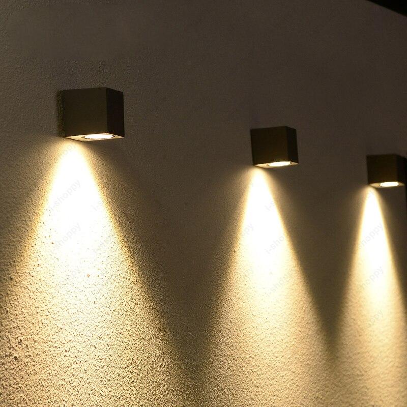 5w Cob Led Wall Sconce Light Fixture