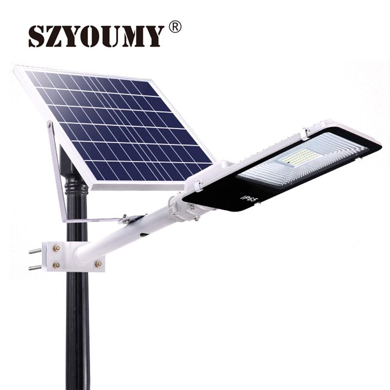 SZYOUMY Led Solar Street light Outdoor Led Solar Light