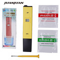 pH Meter Water Quality Tester for Household Water, Pools, Aquariums, Hydroponics, Home brew, pH Measurement for pH 0-14 20%off