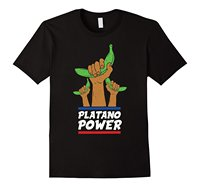 DOMINICAN REPUBLIC BASEBALL TEAM SUPPORT SHIRT PLATANO POWER Summer Short Sleeves Cotton T Shirt Men 2018