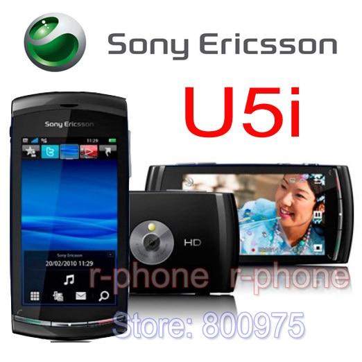 facebook mobile sony ericsson vivaz u5