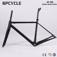 Ultralight 700C Full Carbon Fiber Road Bicycle Frames,Cycling Bicycle Road Carbon Frames Framesets In Stock Quick Shipping