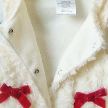 Autumn Winter Baby Waistcoat Warm outerwear