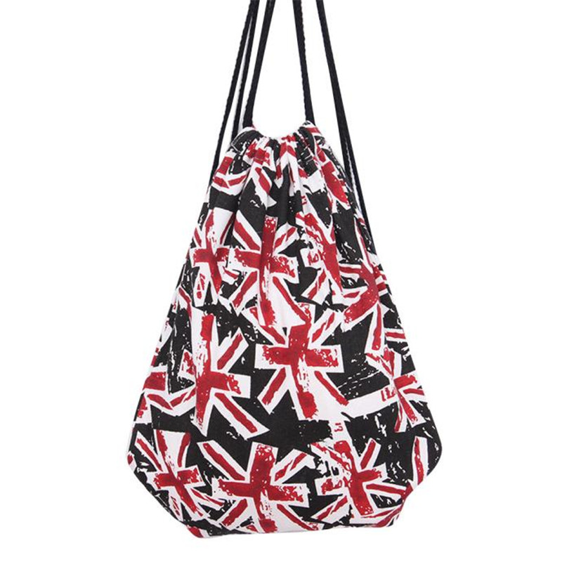 Popular Floral Drawstring Backpack-Buy Cheap Floral Drawstring ...