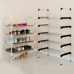 Современный минималистский обувь Организатор мебель для дома обувь сборка шкафа шкаф для обуви Складная творческий многоцелевой полка