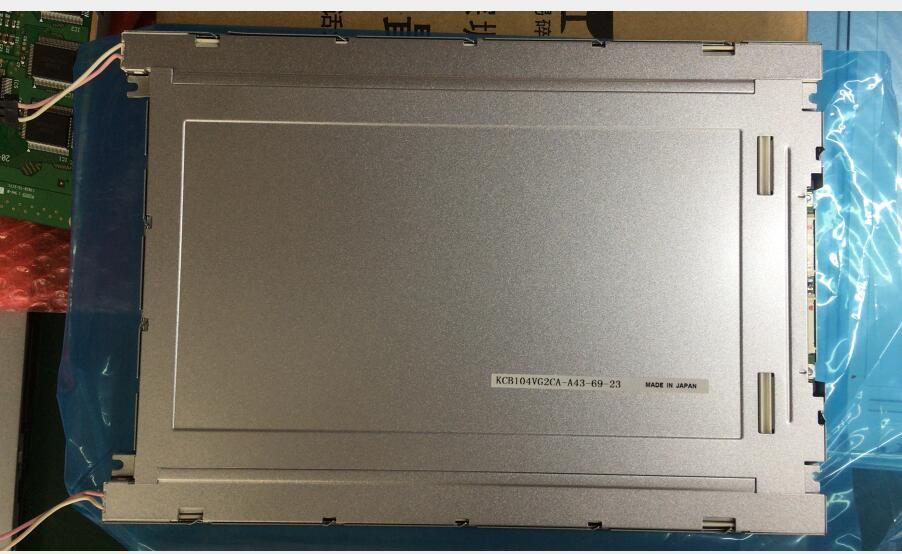 New And Original KCB104VG2CA-A43   Industrial LCD Display