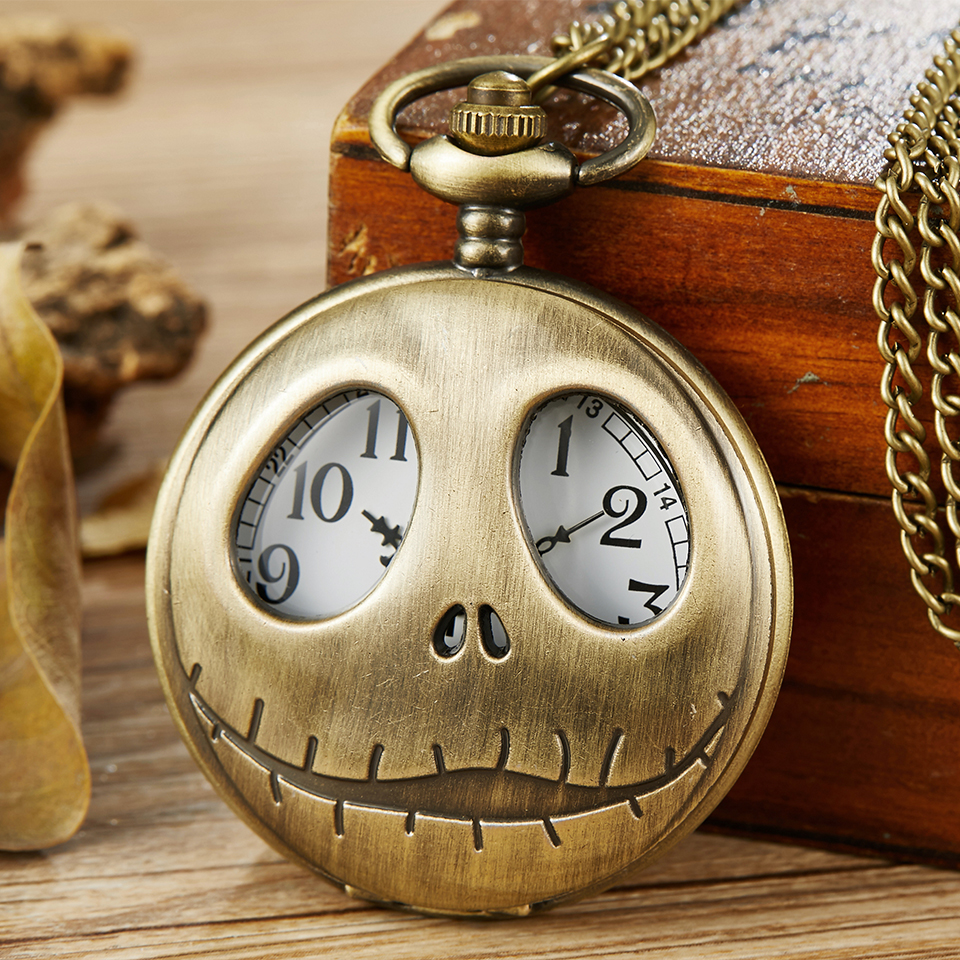 Faithful Gorben Watch Antique Bronze Quartz Watch Hollow Chinese Zodiac Monkey Retro Style Quartz Pocket Watch Pendant With Long Chain Watches