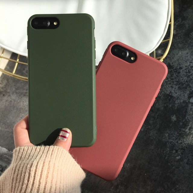 cheap for discount fc673 2704c US $2.99 |Aliexpress.com : Buy For iPhone XS max /8 /7 plus Case soft for  iphone 8 back phone cover Case for iPhone xr 7 8plus/ 6 s plus TPU fundas  ...