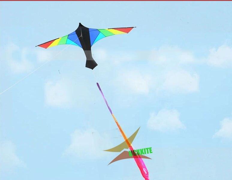 free shipping high quality large kite swiss firebird kite with handle line hcxkites factory desert eagle aerobatic kite flying крем для губ swiss line swiss line sw013lwohr34