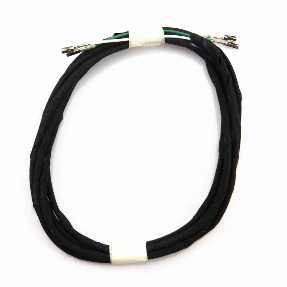 SCJYRXS Orijinal Sürücü Ana Start Stop kaymaz Çok Modlu Düğmesi + Kablo Demeti Passat B7 b8 3G CC 3GD 927 137 A